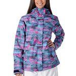 Roxy Jet Womens Insulated Snowboard Jacket