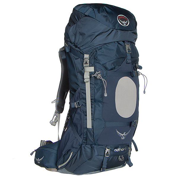 Osprey Aether 60 Backpack, Midnight Blue, 600