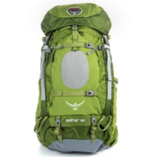 Osprey Aether 60 Backpack, Bonsai Green, medium
