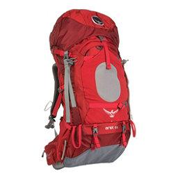 Osprey Ariel 55 Womens Backpack, Vermillion Red, 256