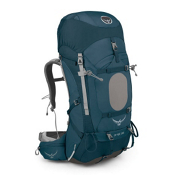 Osprey Ariel 55 Womens Backpack 2013, Deep Sea Blue, medium