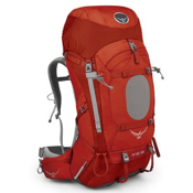 Osprey Ariel 65 Womens Backpack 2013, Vermillion Red, medium