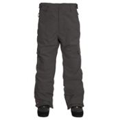 Quiksilver Drill Insulated Mens Snowboard Pants, Army Green, medium