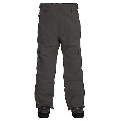 Quiksilver Drill Insulated Mens Snowboard Pants, , large