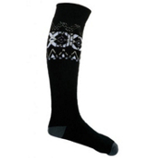 Quiksilver The Fun Socks Snowboard Socks, , medium