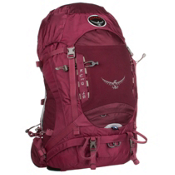 Osprey Kyte 46 Womens Backpack 2015, Rose Red, medium