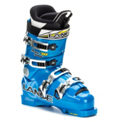 Lange Race 70 Team Speed Junior Race Ski Boots, Blue, medium