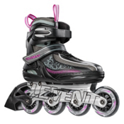 5th Element Lynx LX Womens Inline Skates, Black-Violet, medium