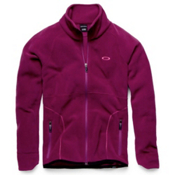 Oakley Fit Fleece Womens Mid Layer, Magenta Purple, medium