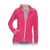 Oakley Fit Fleece Top Womens Mid Layer, , medium