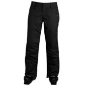 Oakley Fit Insulated Womens Ski Pants, Jet Black, medium