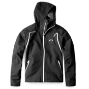 Oakley Uptown Soft Shell Ski Jacket, Jet Black, medium
