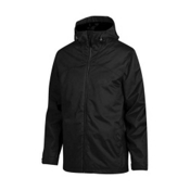 Oakley Motility Lite Mens Insulated Ski Jacket, Jet Black, medium