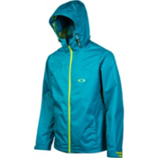 Oakley Motility Lite Mens Insulated Ski Jacket, Aurora Blue, medium