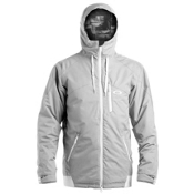 Oakley Motility Mens Insulated Snowboard Jacket, , medium