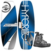 Hyperlite Motive Wakeboard With Hyperlite Frequency Wakeboard Bindings 2013, , medium