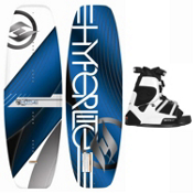 Hyperlite Motive Kids Wakeboard With Hyperlite Sprint Wakeboard Bindings 2013, , medium