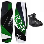 Ronix Viva Wakeboard With Ronix Divide Wakeboard Bindings 2013, , medium