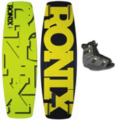 Ronix Phoenix Project S Wakeboard With Bindings 2013, , medium