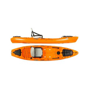 Jackson Kayak Coosa Elite Fishing Kayak, Orange, medium