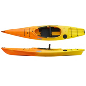 Jackson Kayak Ibis 13 Recreational Kayak 2013, Amber, medium