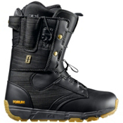 Forum The Glove Womens Snowboard Boots 2013, Black Gummer, medium