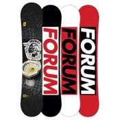 Forum The Contract Snowboard 2013, 146cm, medium
