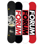 Forum The Contract Snowboard 2013, 148cm, medium