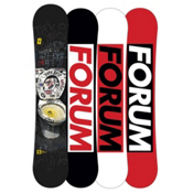 Forum The Contract Snowboard 2013, 152cm, medium