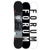 Forum The Destroyer Snowboard 2013, 154cm, medium