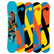 Forum Youngblood GrandPops Snowboard 2013, 154cm, medium