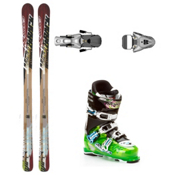 Nordica Burner Ski Package 2013, , medium