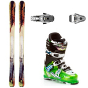 Nordica Steadfast Ski Package 2013, , medium