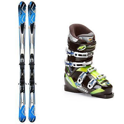 K2 A.M.P Stinger Ski Package, , large