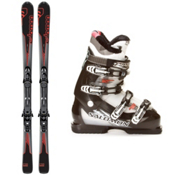 Salomon Enduro L 750 Ski Package 2013, , medium