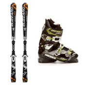 Blizzard Magnum 7.4 IQ Ski Package 2013, , medium