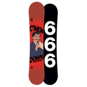 Forum The Rat Snowboard 2013, 153cm, medium