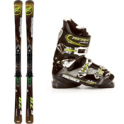 Rossignol Experience 78 Ski Package 2013, , medium