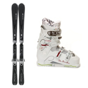 Atomic Cloud Nine Womens Ski Package 2013, , medium