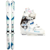 K2 SuperIfic Womens Ski Package 2013, , medium