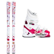 Rossignol Fun Girl X 45 Girls Ski Package 2013, , medium