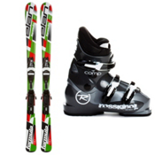 Elan Formula 4.5QT Kids Ski Package 2013, , medium
