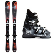 Rossignol Rossignol Scimitar Jr Kids Ski Package 2013, , medium