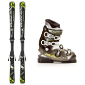 Blizzard Magnum Cross IQ Ski Package 2013, , medium