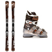 Rossignol Experience 76 Carbon Ski Package 2013, , medium