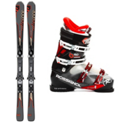 Salomon Enduro RXT 750 Ski Package 2013, , medium