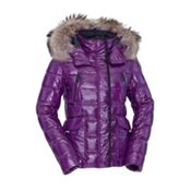 KJUS Cosmopolitan Down Womens Jacket, Deep Purple, medium