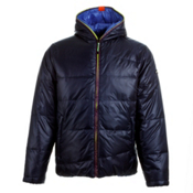 KJUS Spin Down Mens Jacket, Peacoat-Amparo Blue, medium