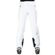 KJUS Razor Womens Ski Pants, White, medium