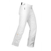 KJUS Formula Short Womens Ski Pants, White, medium